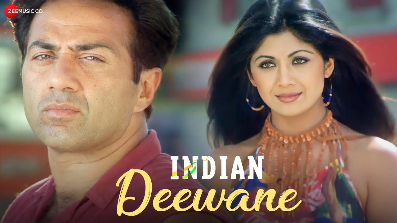 Deewane | Indian | Sunny Deol & Shilpa Shetty | Shaan & Alka Yagnik | Anand Raj Anand
