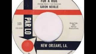 Watch Aaron Neville She Took You For A Ride video