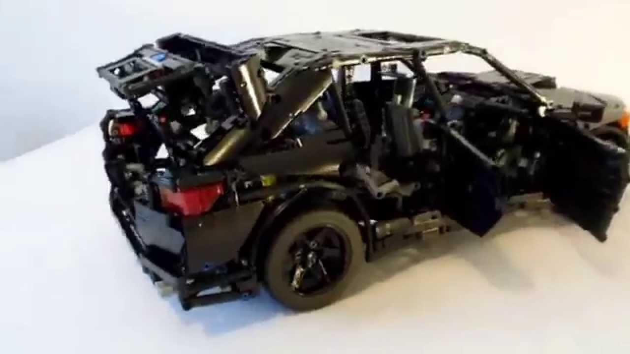 Lego Technic Subaru Impreza Wrx Sti Youtube