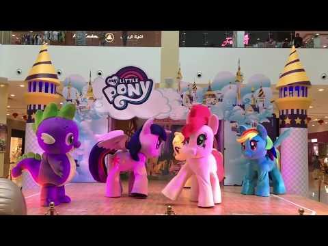 My Little Pony Live Show In Dubai ( Full Concert 2018 ) / Мой Маленький Пони Шоу