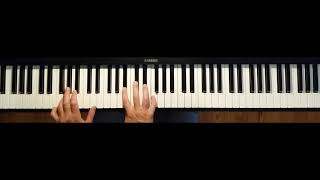 Tutoriel piano Barbed wire blues Christopher Norton