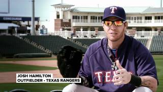 Texas Rangers: Wilson Glove Day