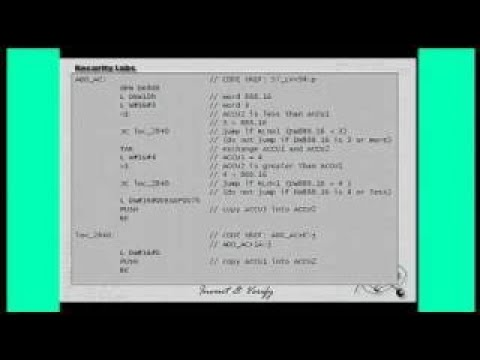27c3: Building Custom Disassemblers (en)