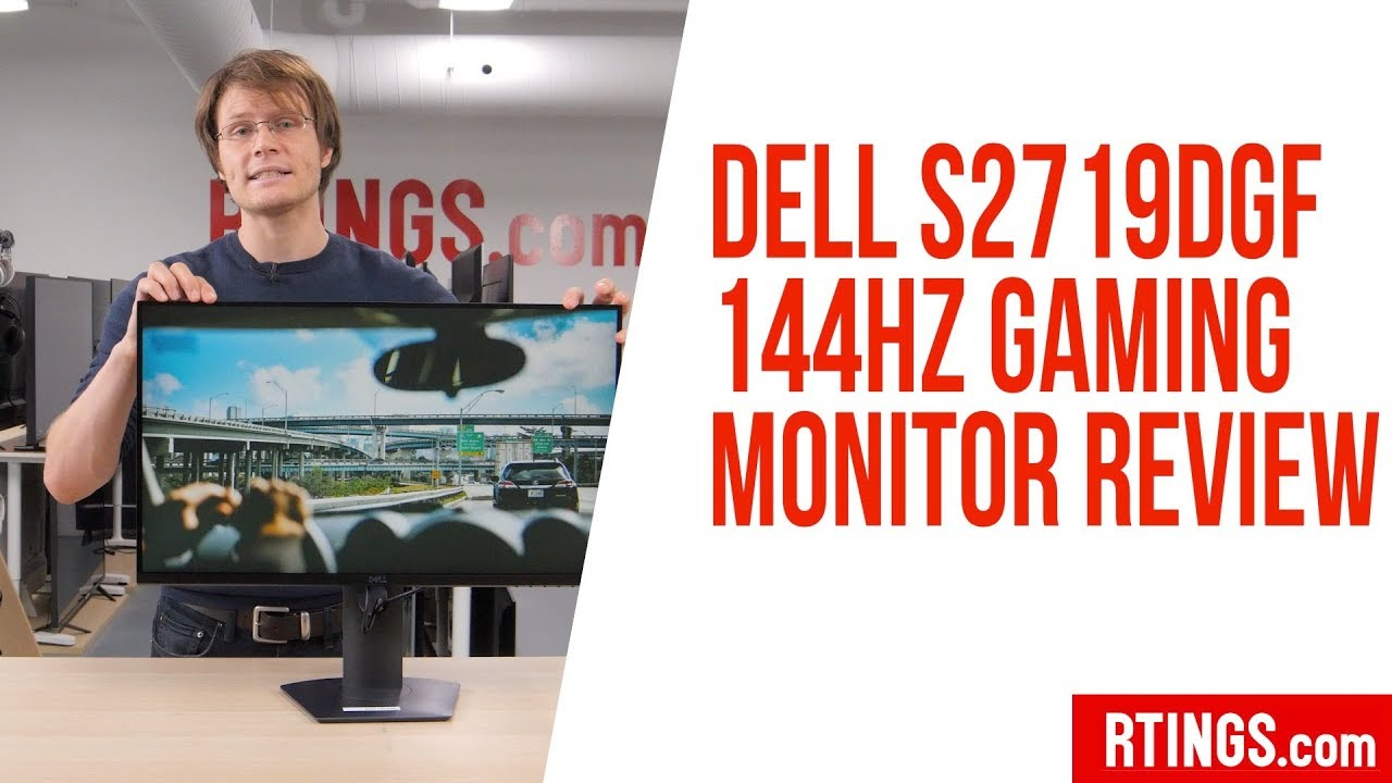 Dell S2719DGF 144Hz Gaming Monitor Review - RTINGS com
