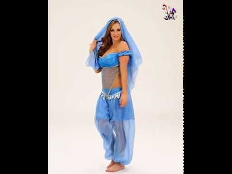 Adult Arabian Princess Costume (FS3696)  sc 1 st  YouTube & Adult Arabian Princess Costume (FS3696) - YouTube