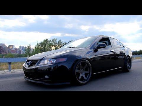 LOWCALS ~ Davids 2005 Acura TSX