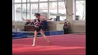 Спортивная гимнастика(ДЮСШ-16) вольные.
