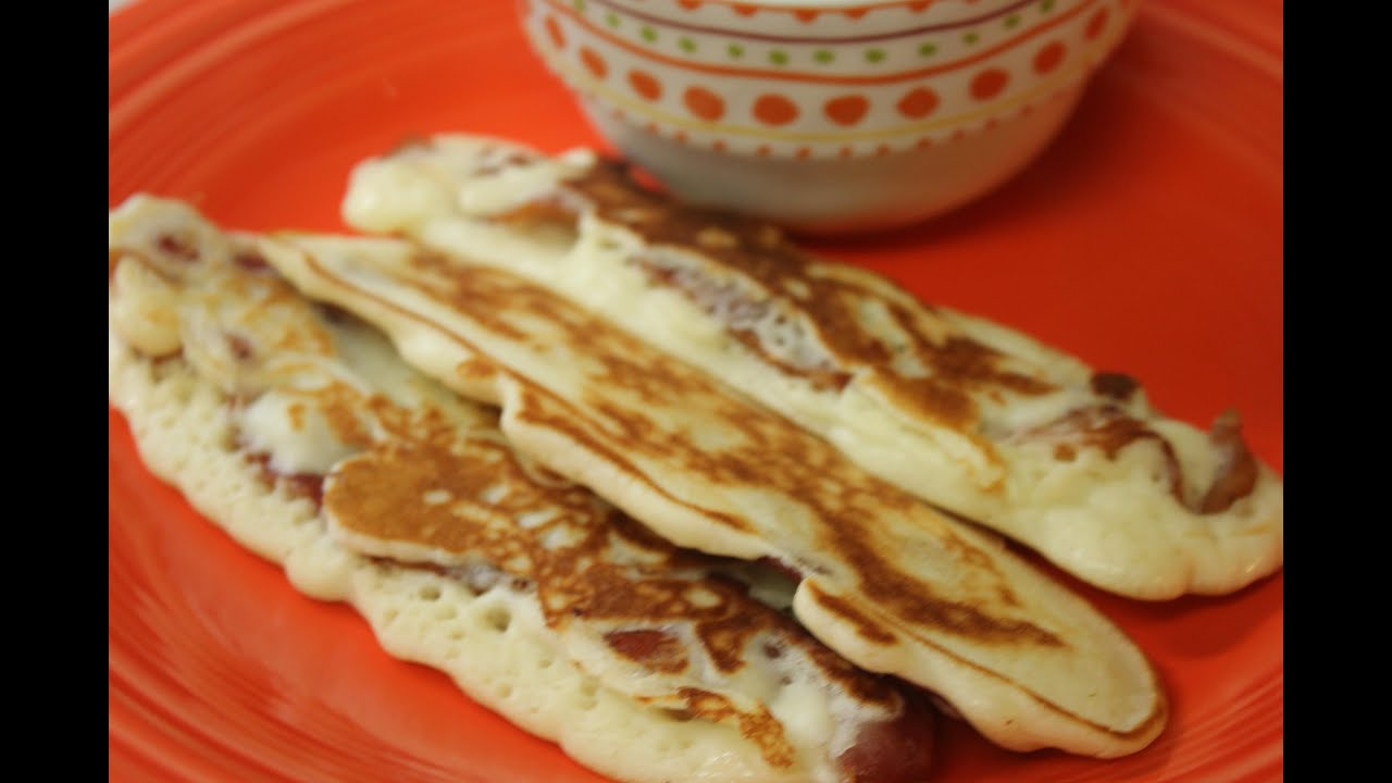 Bacon pancake dippers youtube bacon pancake dippers ccuart Gallery