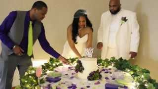 Rickeisha + Quentin | Wedding Story | Terry Love Television