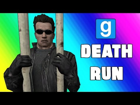 Thumbnail: Gmod Deathrun Funny Moments - Escaping Prison! (Garry's Mod Sandbox)
