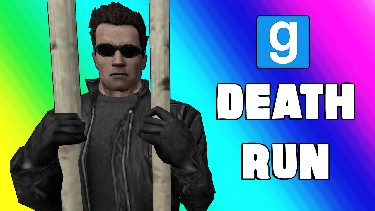 Download Gmod Deathrun Funny Moments - Escaping Prison! (Garry's Mod Sandbox)