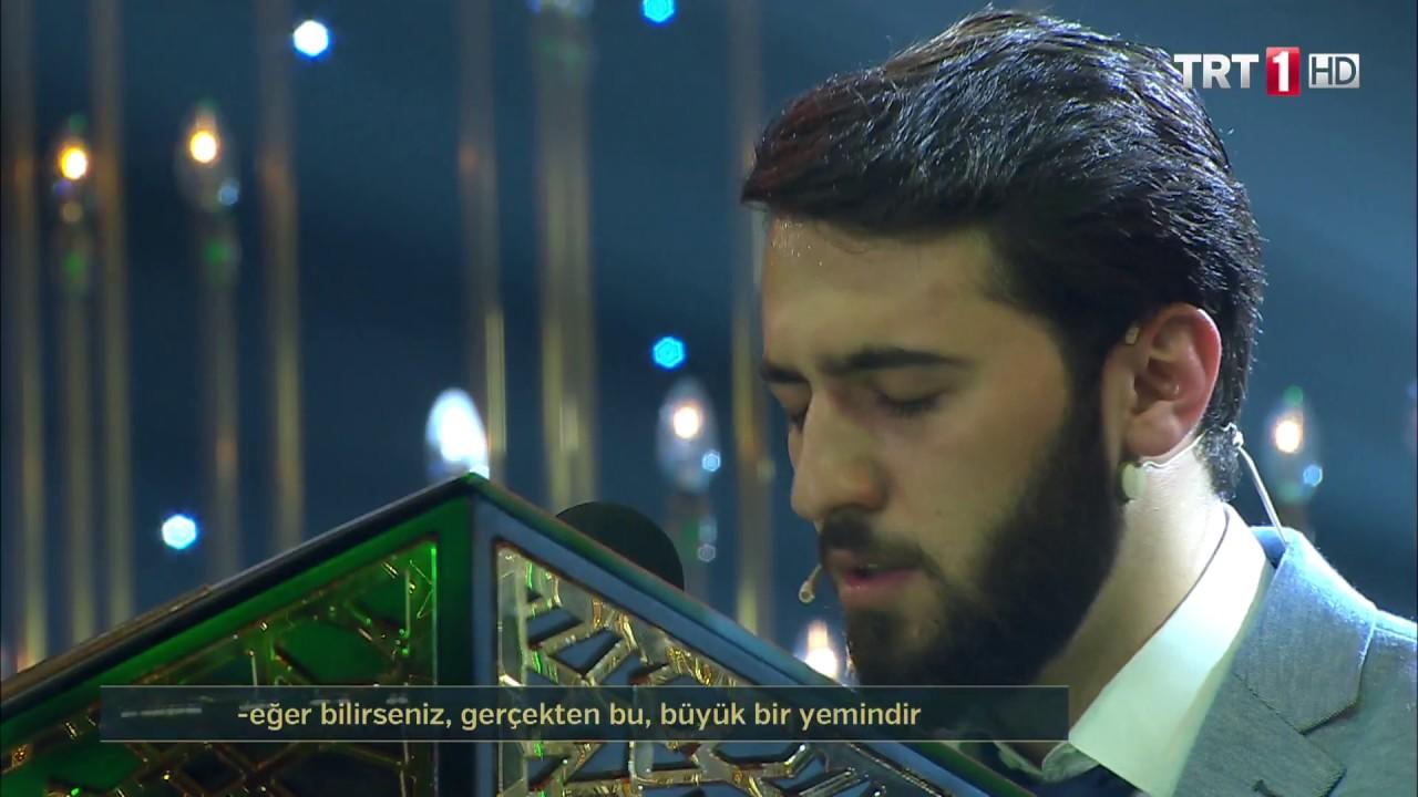 Kur'an-ı Kerim'i Güzel Okuma Yarışması 5.Bölüm