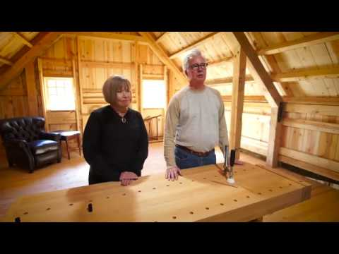 Sand Creek Post & Beam - Iowa Storage & Garage Barn