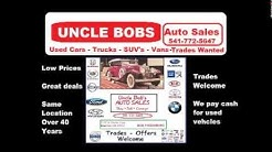 used car dealers Medford Oregon 541-772-5647 Craigslist
