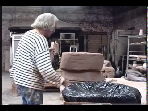 Peter Voulkos Working in Clay - PREVIEW