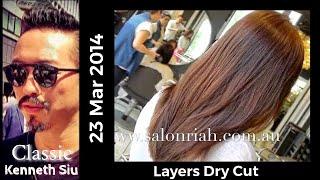 Hair cuts medium Asian