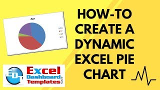 How-to Create a Dynamic Excel Pie Chart