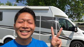 【LIVE】本気キャンピングカー旅! in Austria