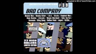 Dj Shakka - Bad Company Riddim Mix - 2003