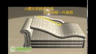 Sterile water were rich technology movement bed (massage table) ( )