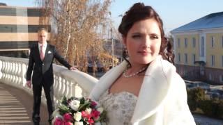 Свадебный клип Ивана и Оксаны. Видеосъемка в Саранске.