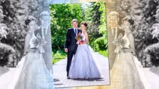 Слайдшоу: Свадьба Анна и Сергей