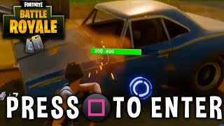 CARS COMING TO FORTNITE!?! When Will This Happen? (Fortnite Battle Royale)