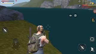Survival Royale yerdeyken havuza gırıp bug buldum