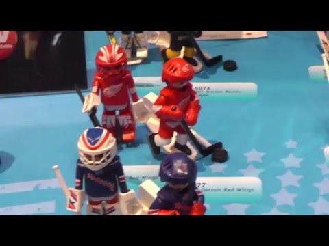 Playmobil NHL line