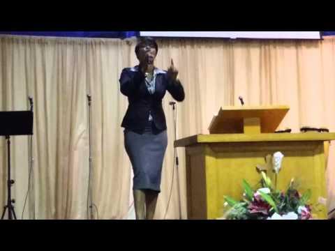 Évangéliste  Rachel Mwamba