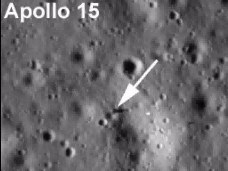 LRO Photographs Moon Landing Sites - YouTube