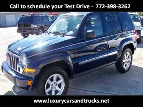 Delightful 2005 Jeep Liberty Used Cars Port St. Lucie FL