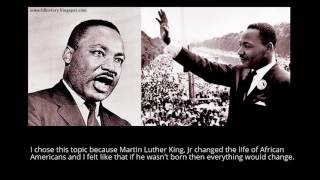 What if Martin Luther King, Jr. Was Never Born?