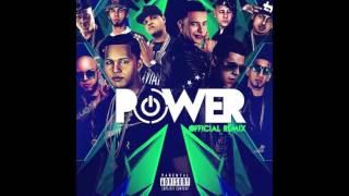Power Remix - Benny Benni, Alexio, Kendo, Daddy Yankee y mas