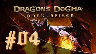Dragons Dogma Dark Arisen Прохождение #4 - Замок бандитов