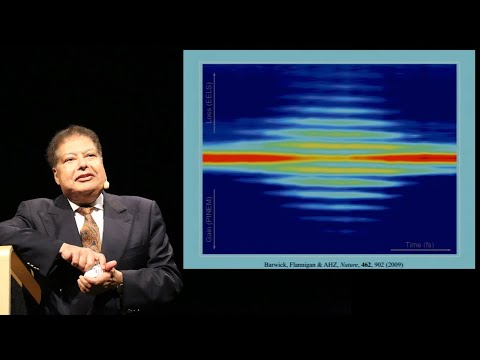 Ahmed Zewail: Seeing with Electrons in Four Dimensions