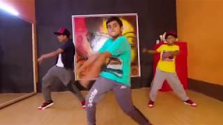 Tere Naal Nachna | Nawabzaade |  DANCE Choreography