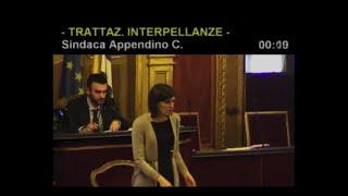 Caso Pasquaretta, l'intervento in Sala Rossa della sindaca Appendino nel febbraio 2017