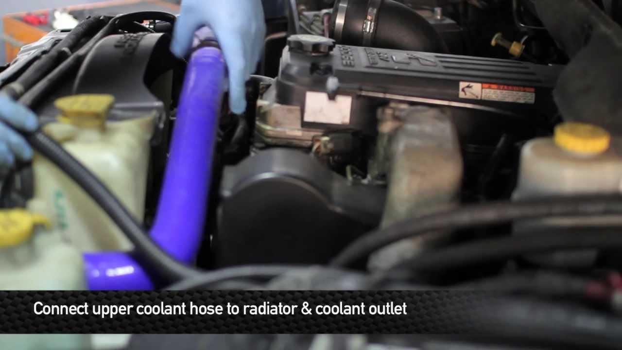 Diesel Heater Installation