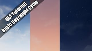 Ue4   Tutorial   Day/night Cycle!
