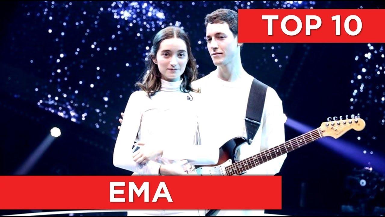 Download TOP 10   EMA (Slovenia 2019)