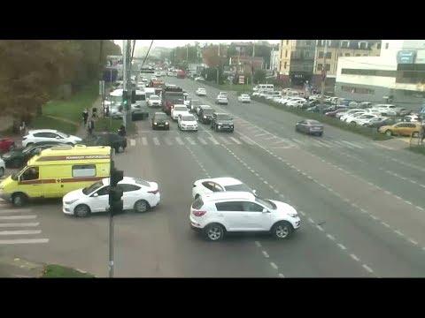 ДТП в Краснодаре за 19.10.19