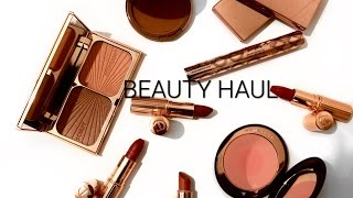 Spring Summer Beauty Haul feat. Charlotte Tilbury, Crabtree & Evelyn, Barry M, Sleek Makeup ...
