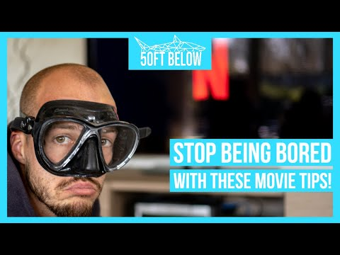 Top 5 Best Scuba Dive Movies On Netflix 2020 | What To Watch When Stuck At Home