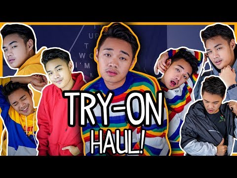 BLACK FRIDAY MENS TRY-ON CLOTHING HAUL 2018! Ft. Zaful (Philippines) | Cedrix Eligio