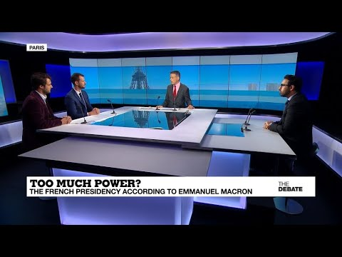 Too much power? The French presidency according to Emmanuel Macron