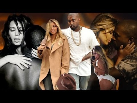 Kim Kardashian and Kanye West's Sexiest Moments of 2013 | POPSUGAR Feature