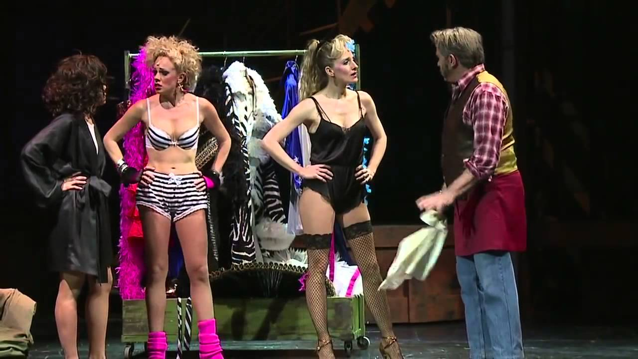 Flashdance strip club new york