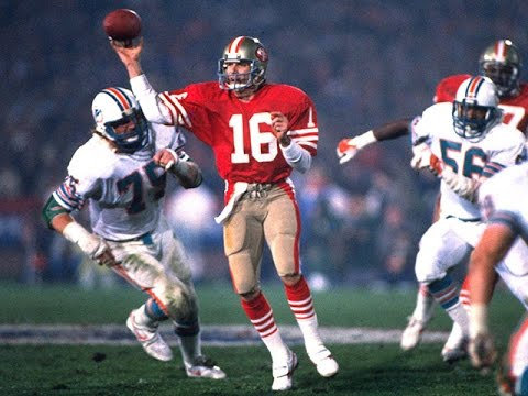 Joe Montana career tribute - highlights