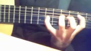 Как играется на гитаре Noize MC-Ругань из-за стены.avi